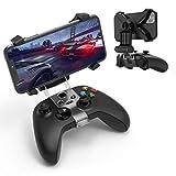 FASTSNAIL [Soporte actualizado para teléfono para Xbox Series S X, para Xbox Series S/X Controller Clip soporte para soporte y mando Xbox One/S/X