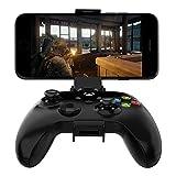 Soporte para teléfono Plegable para Controlador Xbox Series S / X Controladores inalámbricos Xbox One Pinza para Juegos Clip para teléfono móvil Ajustable (Solo Clip)