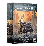 Games Workshop Warhammer 40k - Space Marine Primaris Chapelain a Moto