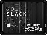 WD BLACK P10 HDD Portátil Game Drive de 2 TB - Edición Especial de Call of Duty: Black Ops Cold War - Funciona con PC/Mac o Consola