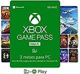 Suscripción Xbox Game Pass para PC - 3 Meses | Windows 10 PC - Código de descarga