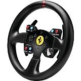 ThrustMaster Guillemot Ferrari GTE Wheel Add-on - Volante - Replica Ferrari 458 Challenge - Licencia Oficial Ferrari - para T300, TX 458, T500 y TS-PC Racer