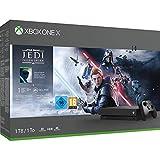 Microsoft - Consola 1 TB, Mando Inalámbrico + Star Wars Jedi: Fallen Order (Xbox One X)