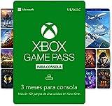 Suscripción Xbox Game Pass - 3 Meses | Xbox Live - Código de descarga