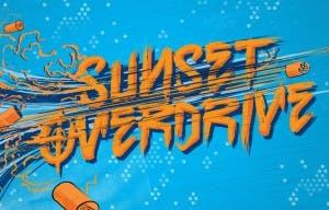 Sunset Overdrive tuvo otra portada que nunca vio la luz