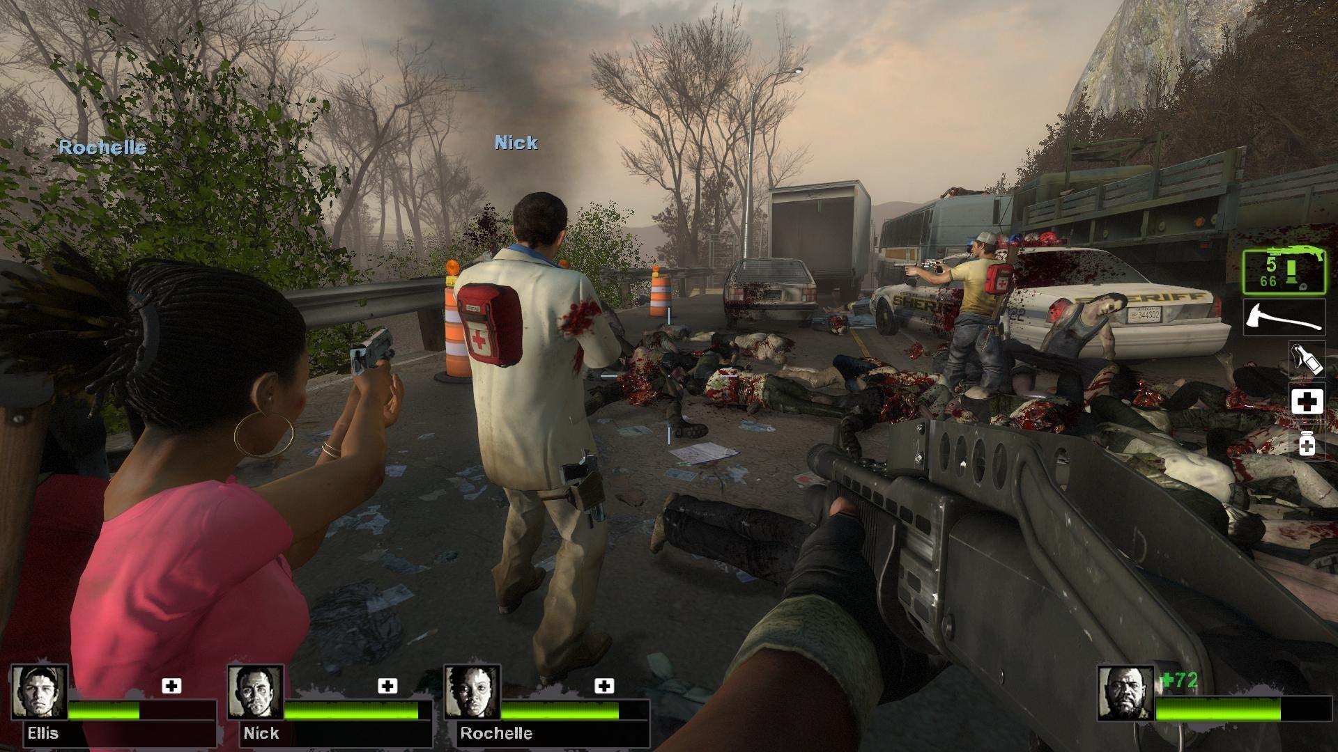 Left 4 Dead 2 ya está disponible como nuevo retrocompatible para Xbox One 9