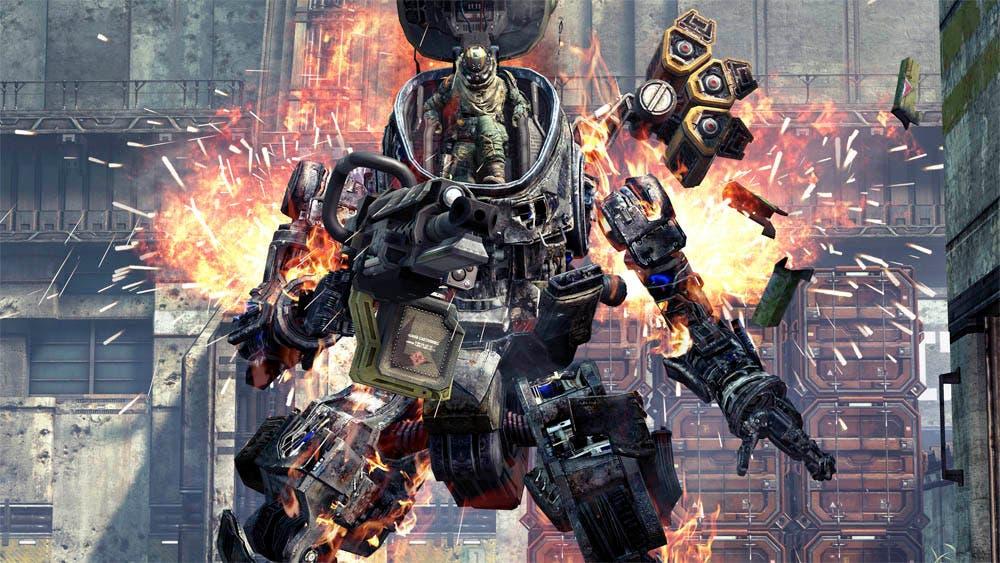 Rumores apuntan a la presentación de un battle royale free-to-play de Titanfall 1