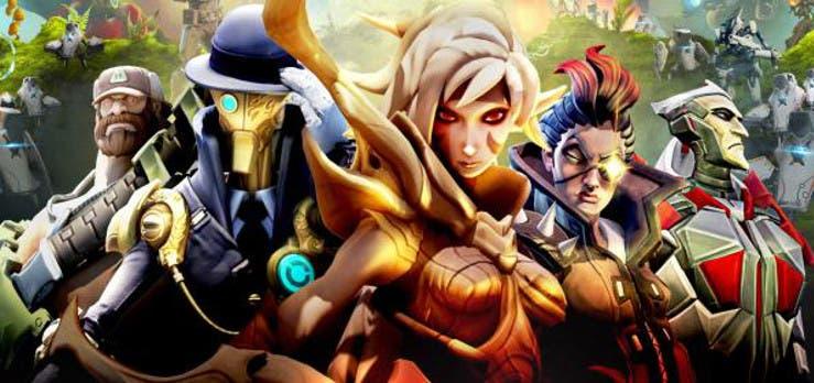Se distribuyen los códigos de Battleborn, se inicia la beta cerrada el 29 de octubre 1