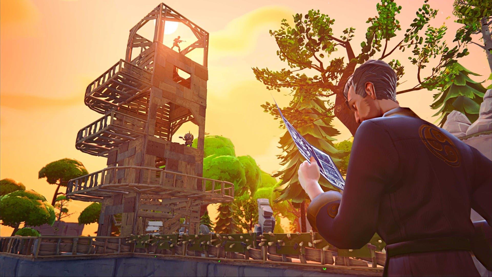 Fortnite es un juego muy variado y os lo mostramos con nuestros gameplay 1
