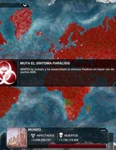 OS ACERCAMOS PLAGUE INC. EVOLVED