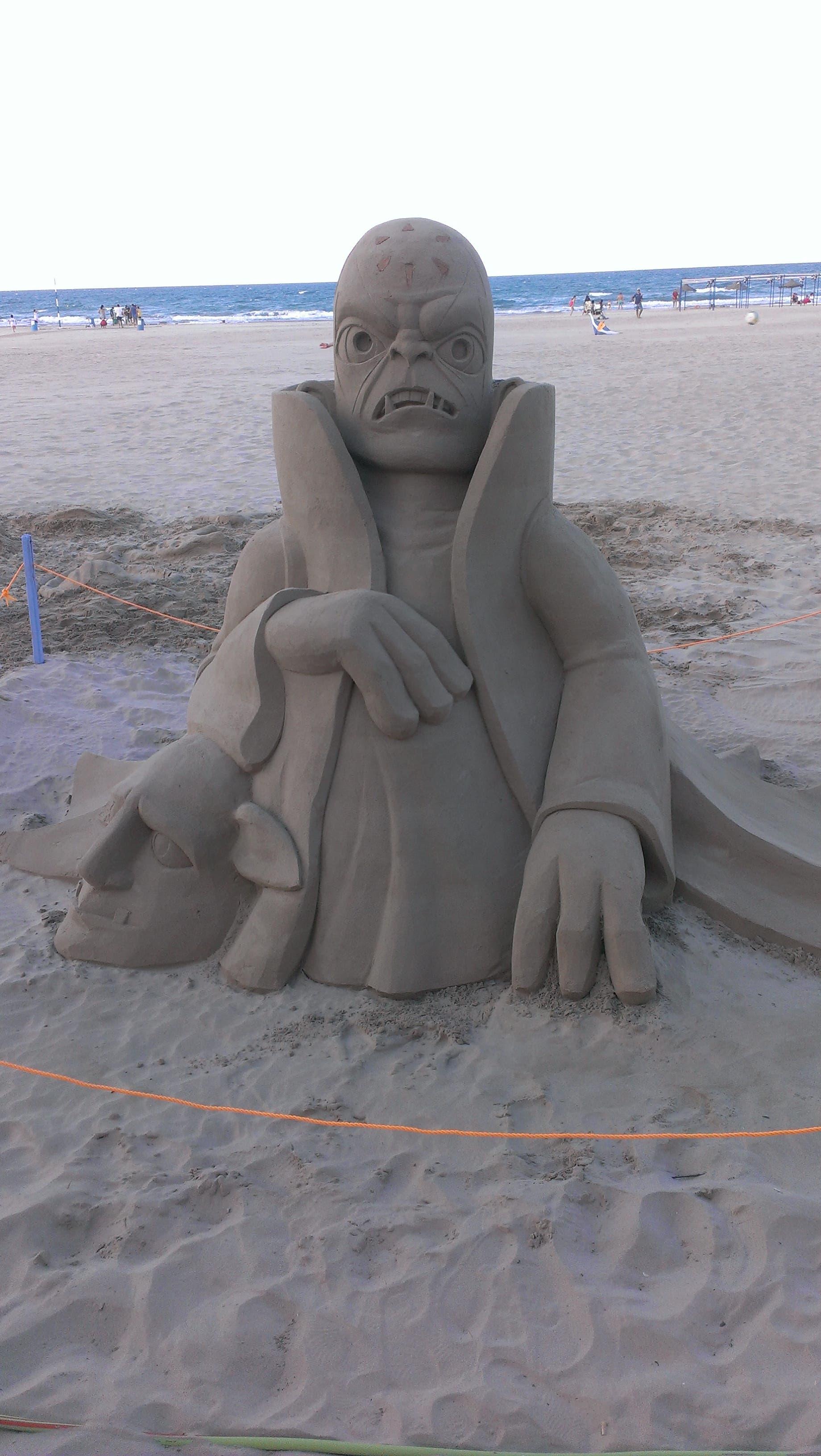 Skylanders Trap Team Figura de Arena en la Playa VI