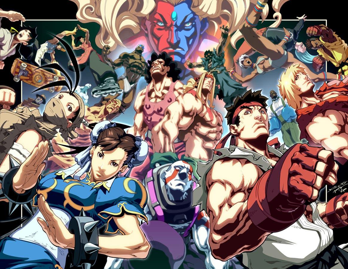 Capcom prepara sorpresas para el aniversario de Street Fighter 14