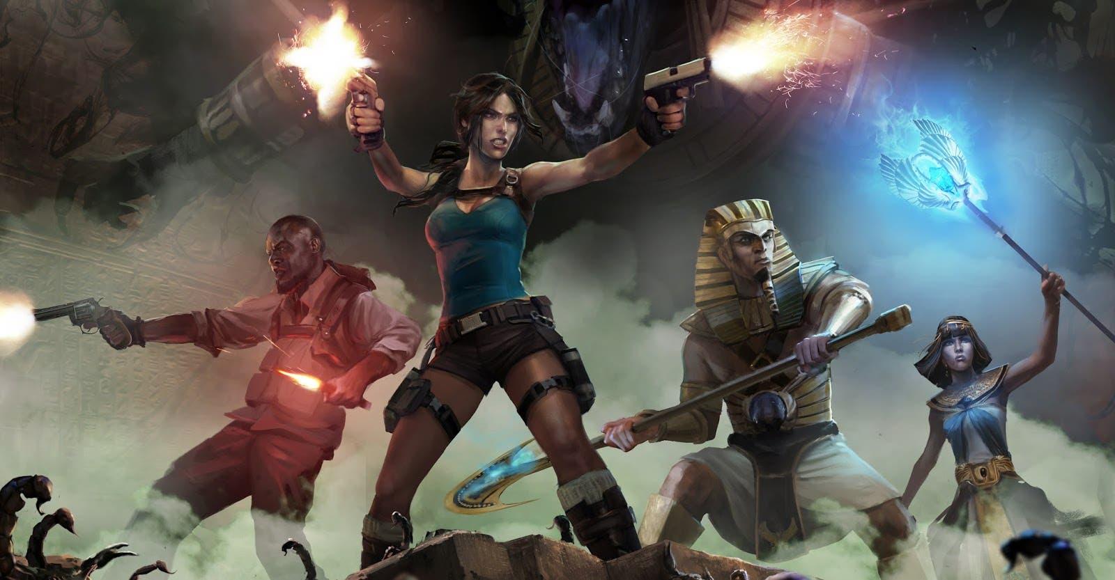 Ya disponible Twisted Gears, el nuevo DLC para Lara Croft y el Templo de Osiris 3