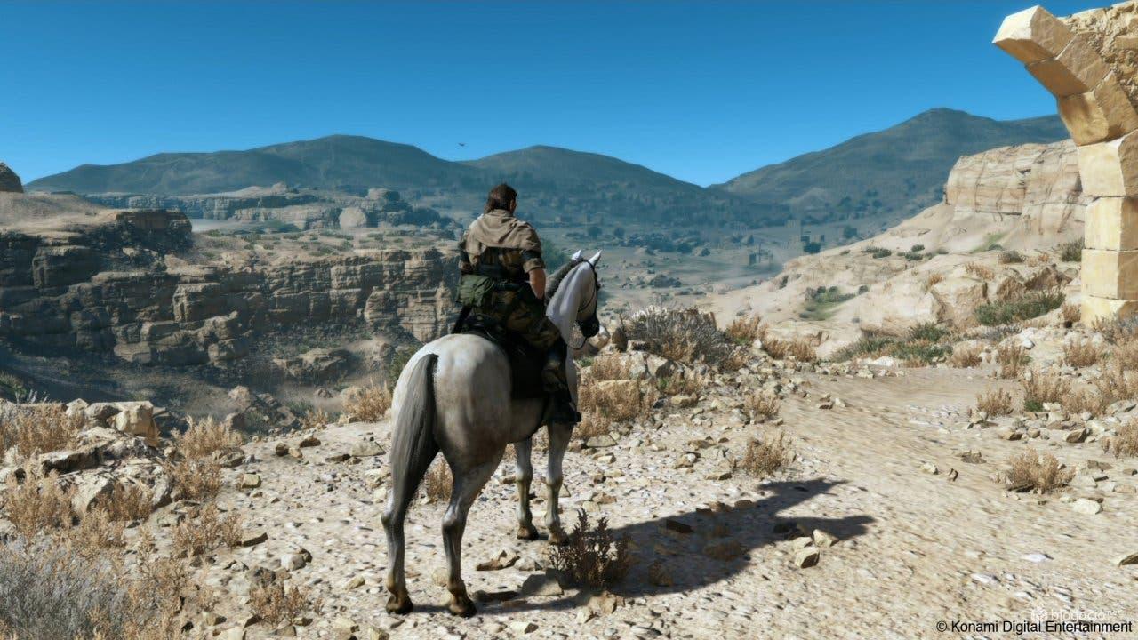 gameplay de Metal Gear Solid V: The Phantom Pain