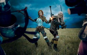 Concurso de cosplays para The Witcher III
