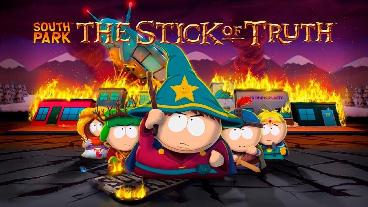 Ya a la venta South Park La Vara de la Verdad para Xbox One 1