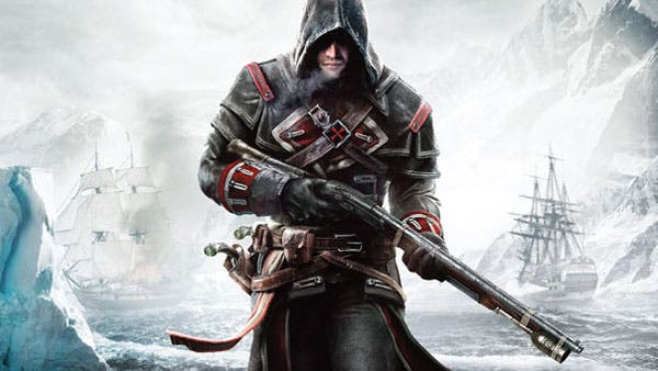Assassin's Creed Rogue Remastered a 4K en Xbox One X 8