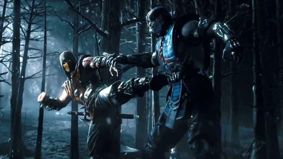 Mortal Kombat 11 llegará a Xbox Series X y S mediante Smart Delivery 1