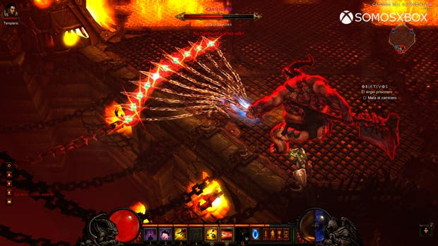 Xbox One Diablo III