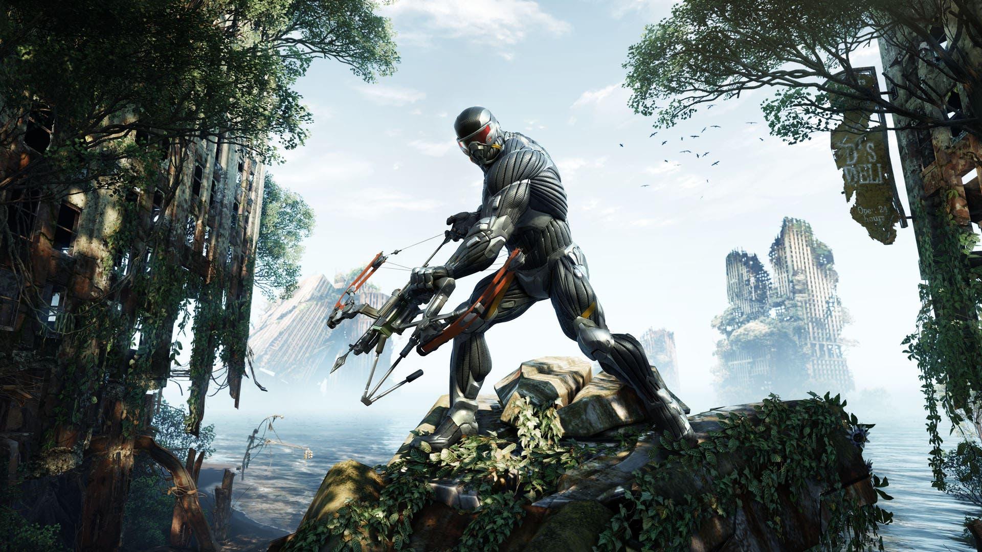 Se disparan los rumores sobre un remake de Crysis tras el último vídeo técnico de CryEngine 6