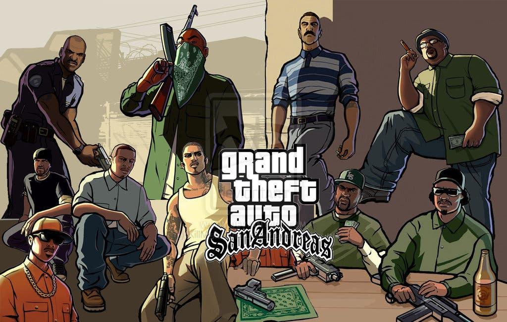 GTA San Andreas podría tener versión física en Xbox 360 9