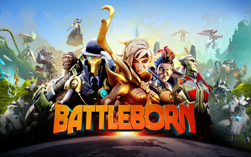 2K anuncia el cierre de los servidores de Battleborn 10