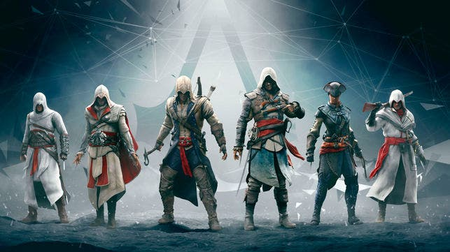 plan original para la saga Assassin's Creed