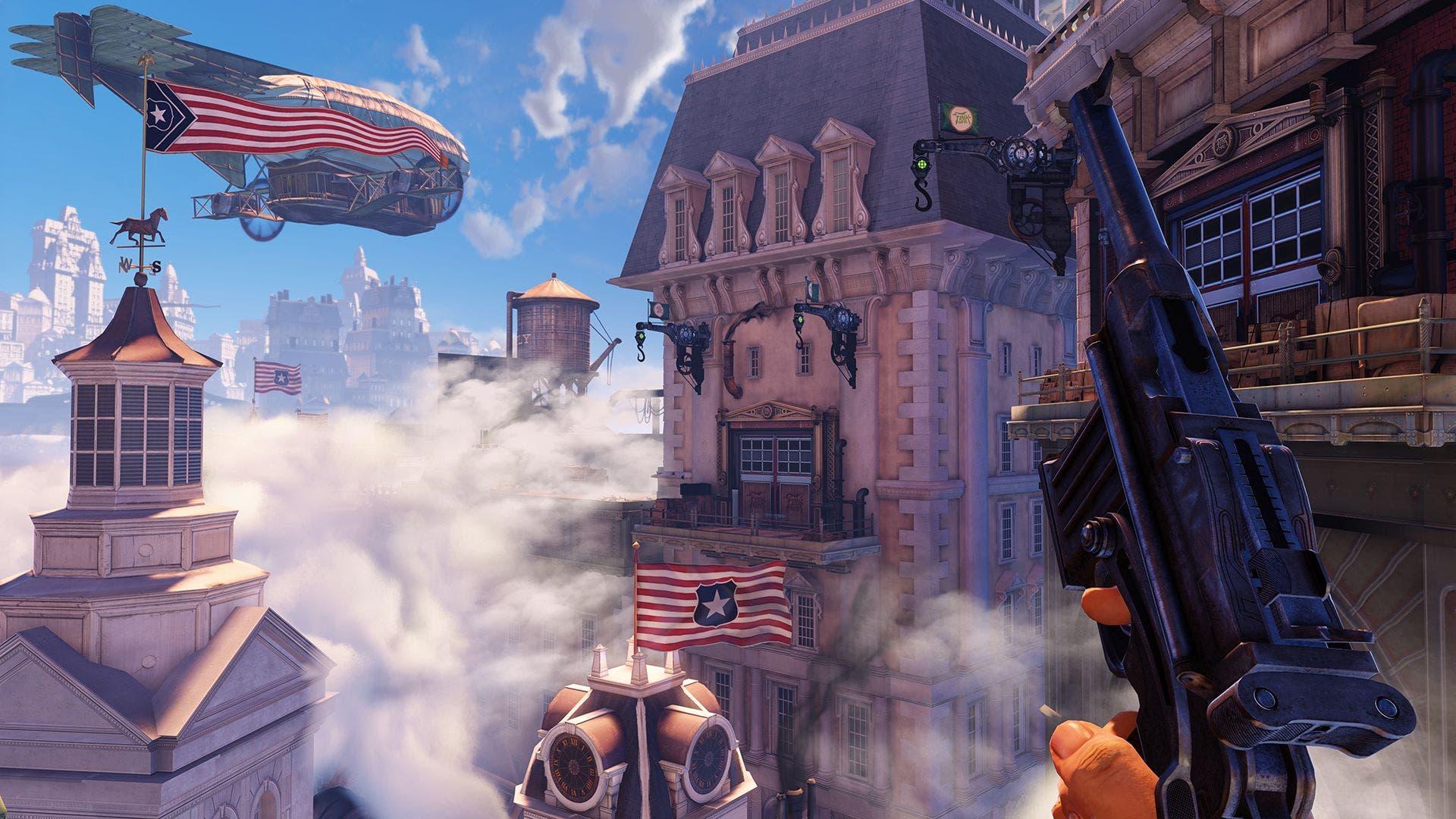 Nuevo lío con una remasterización, Bioshock Infinite no cumple con los 4K y HDR 2