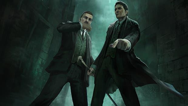 La secuela de Sherlock Holmes: Crimes & Punishments se presentará a finales de mes 1