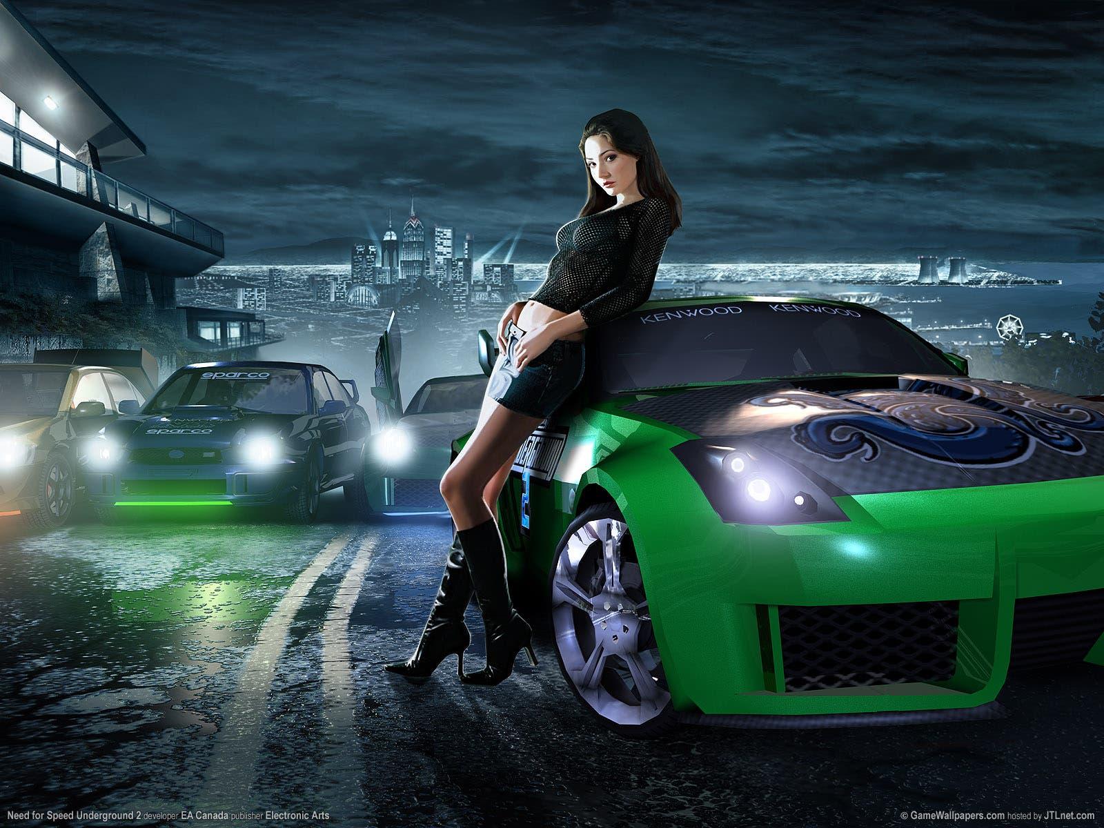 Trailer de lanzamiento de Need for Speed 1