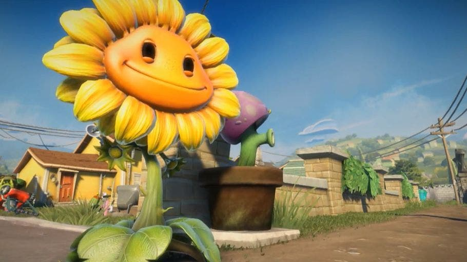 Plants Vs Zombies Garden Warfare 2 Muestra Su Modo En Solitario