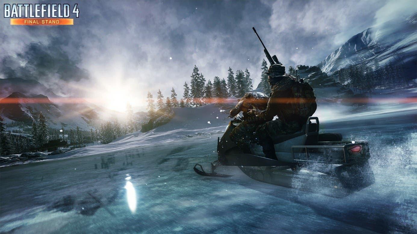 Así rinde el modo conquista de Battlefield 4 en Xbox One X 2