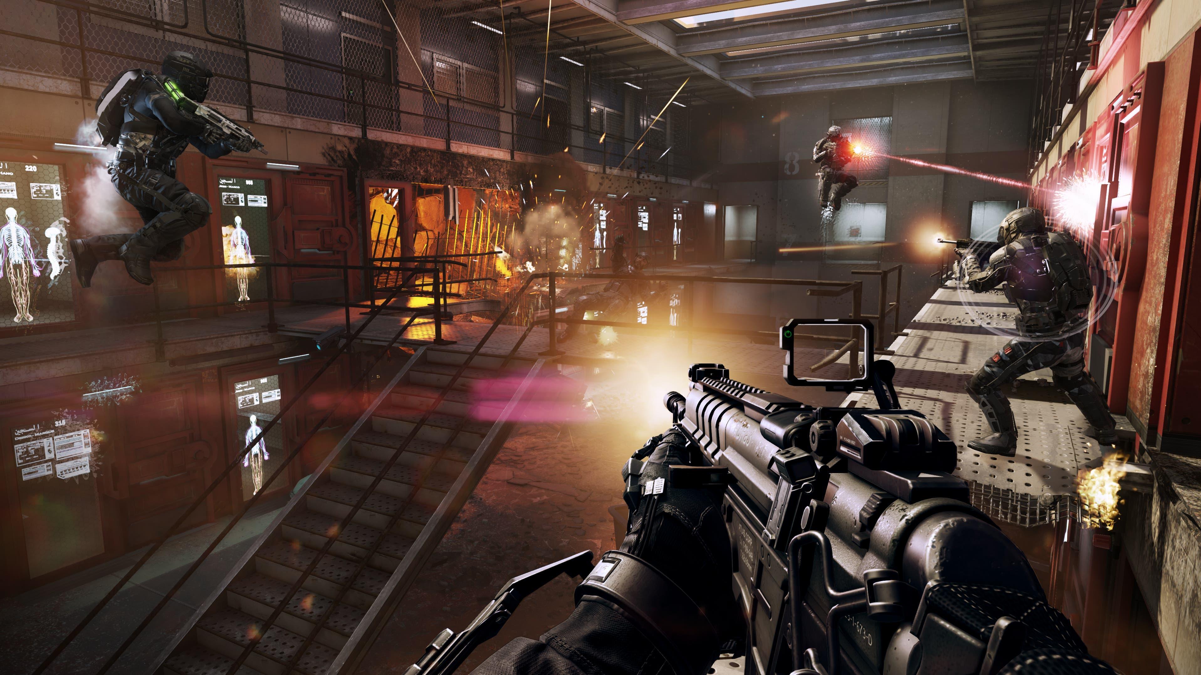 Otro Call of Duty llega a la retrocompatibilidad de Xbox One 3