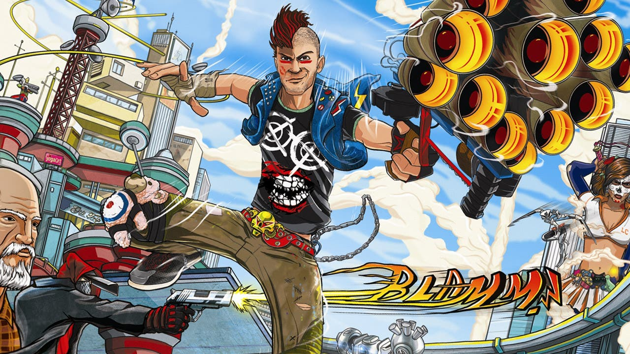 [ACTUALIZADA] Ya es oficial, Sunset Overdrive llega a Windows 10 3