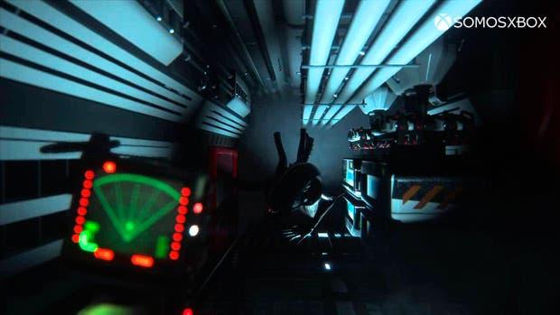 Análisis de Alien: Isolation 1