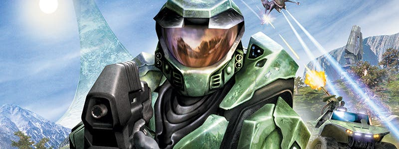 Comparativa total de Halo Anniversary en Xbox One X 1