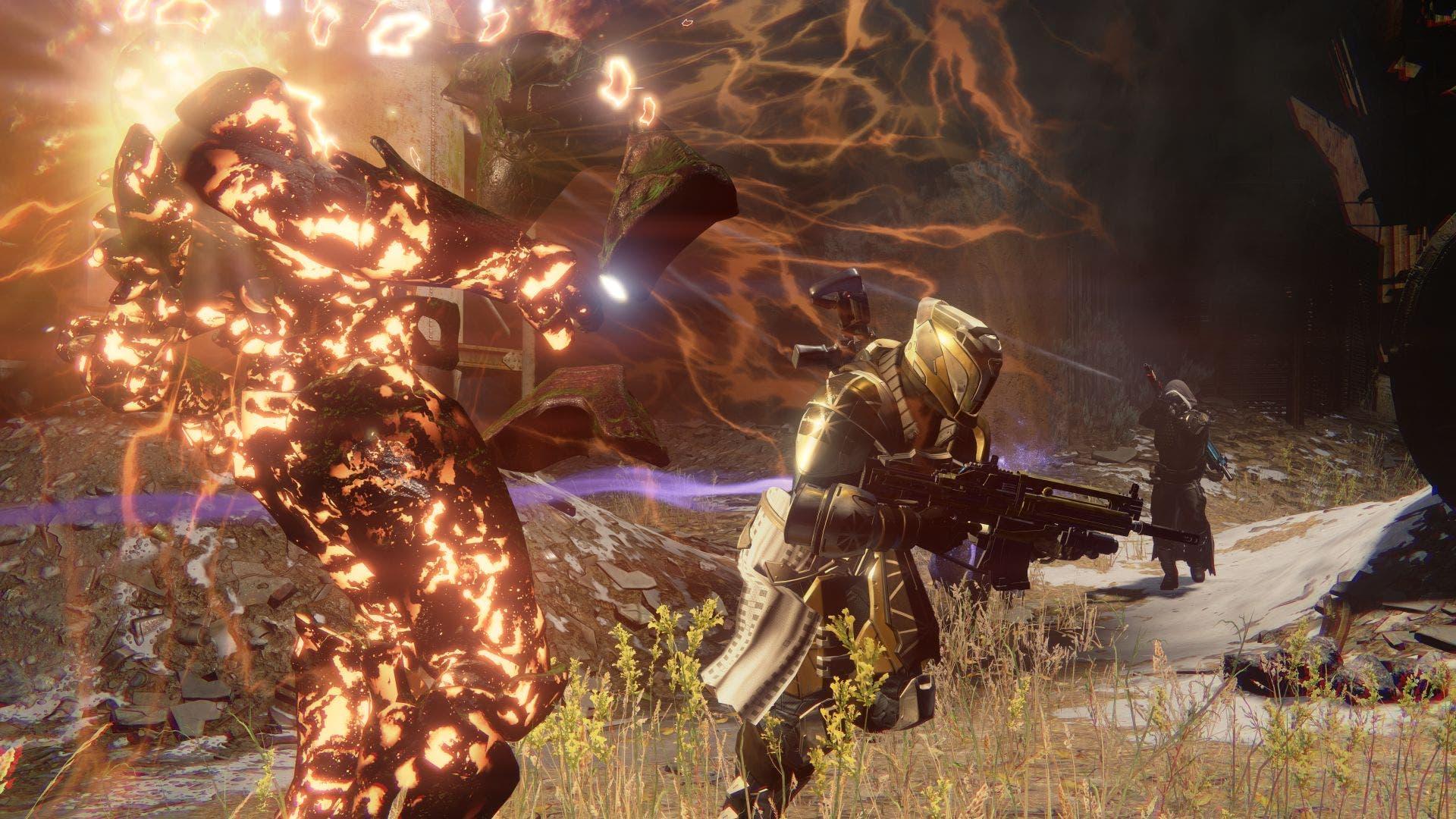 Gjallarhorn y Espino verán mermado su poder en Destiny 1