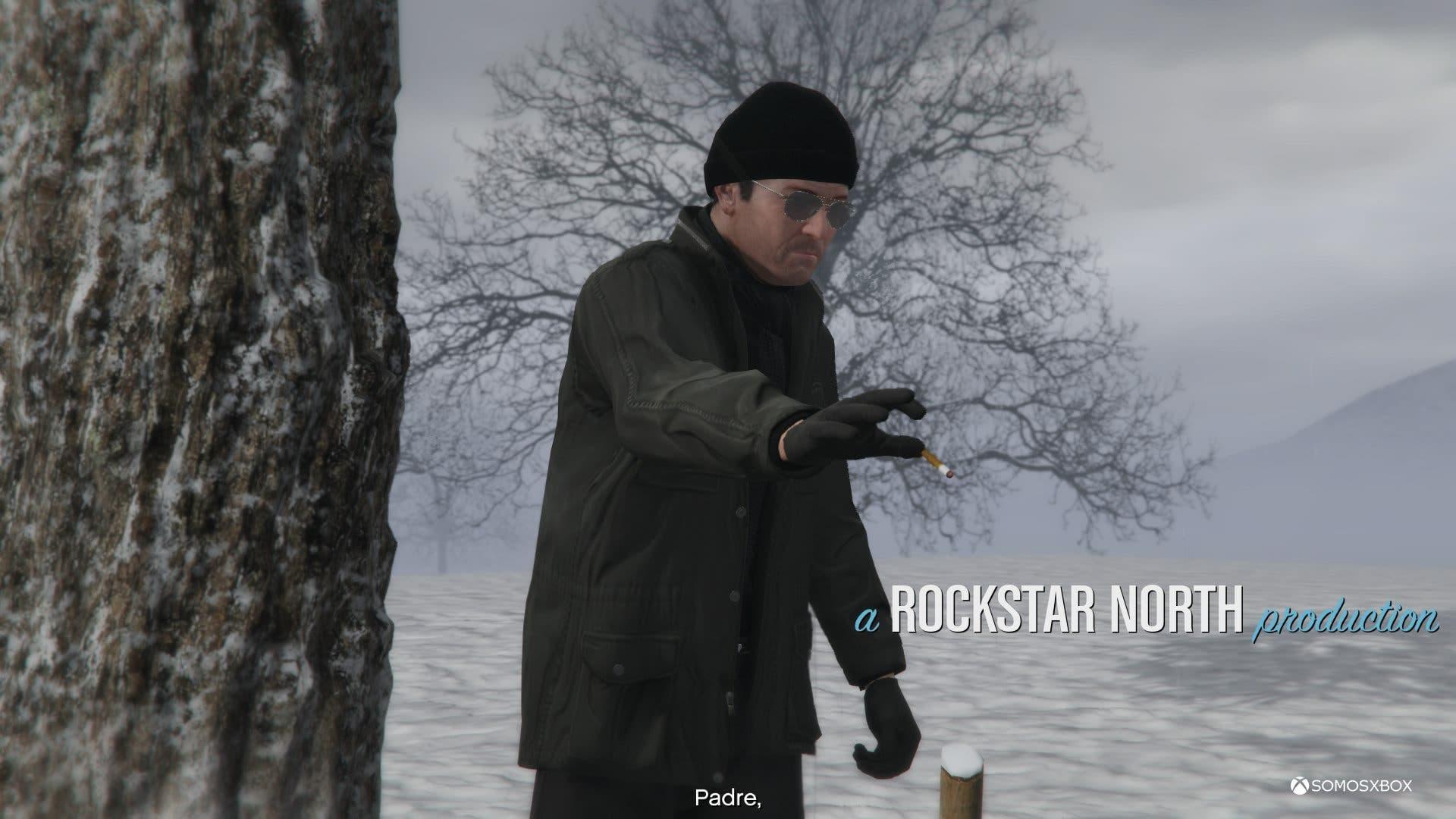 Análisis de Grand Theft Auto V 1