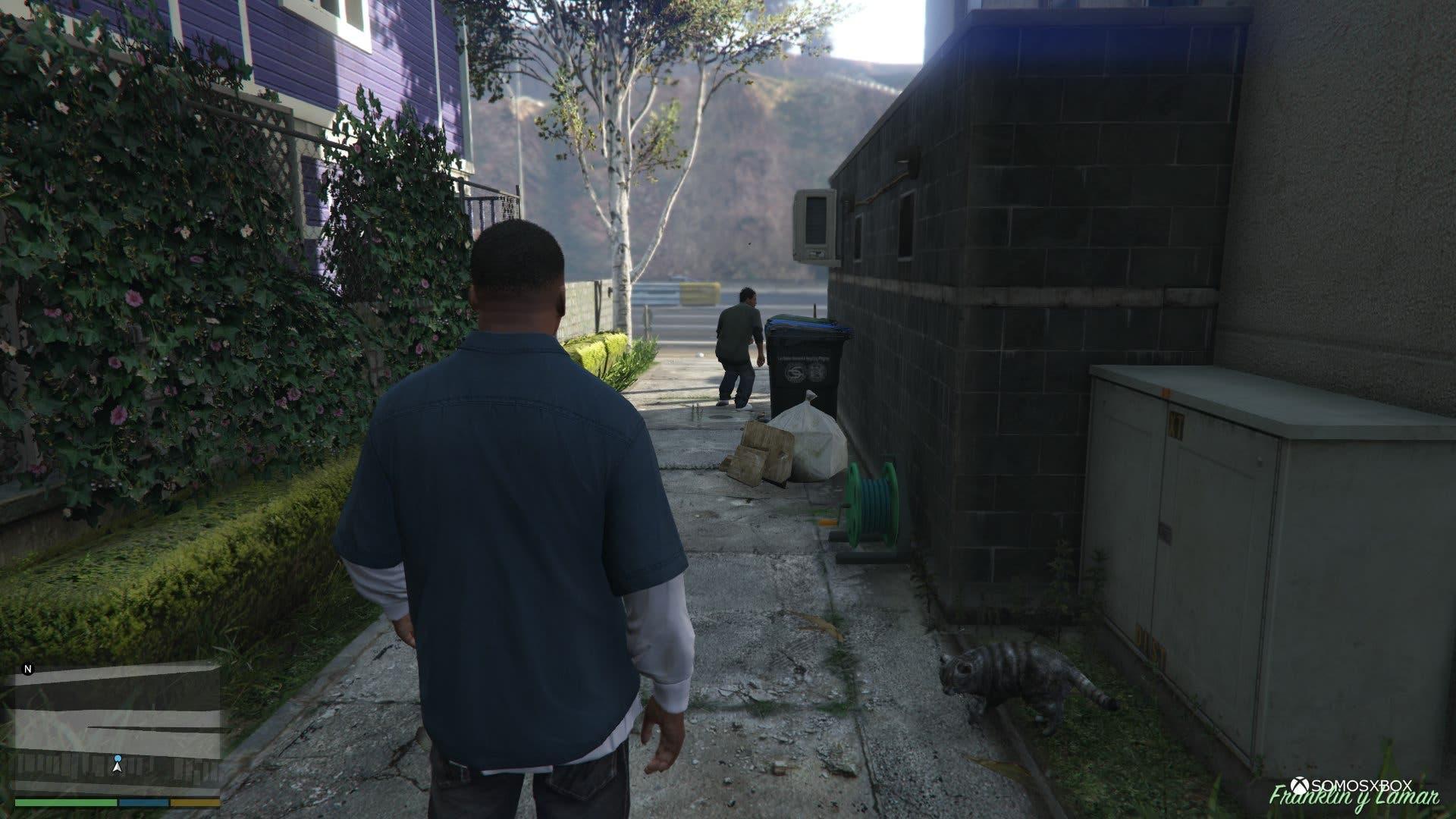Análisis de Grand Theft Auto V 4