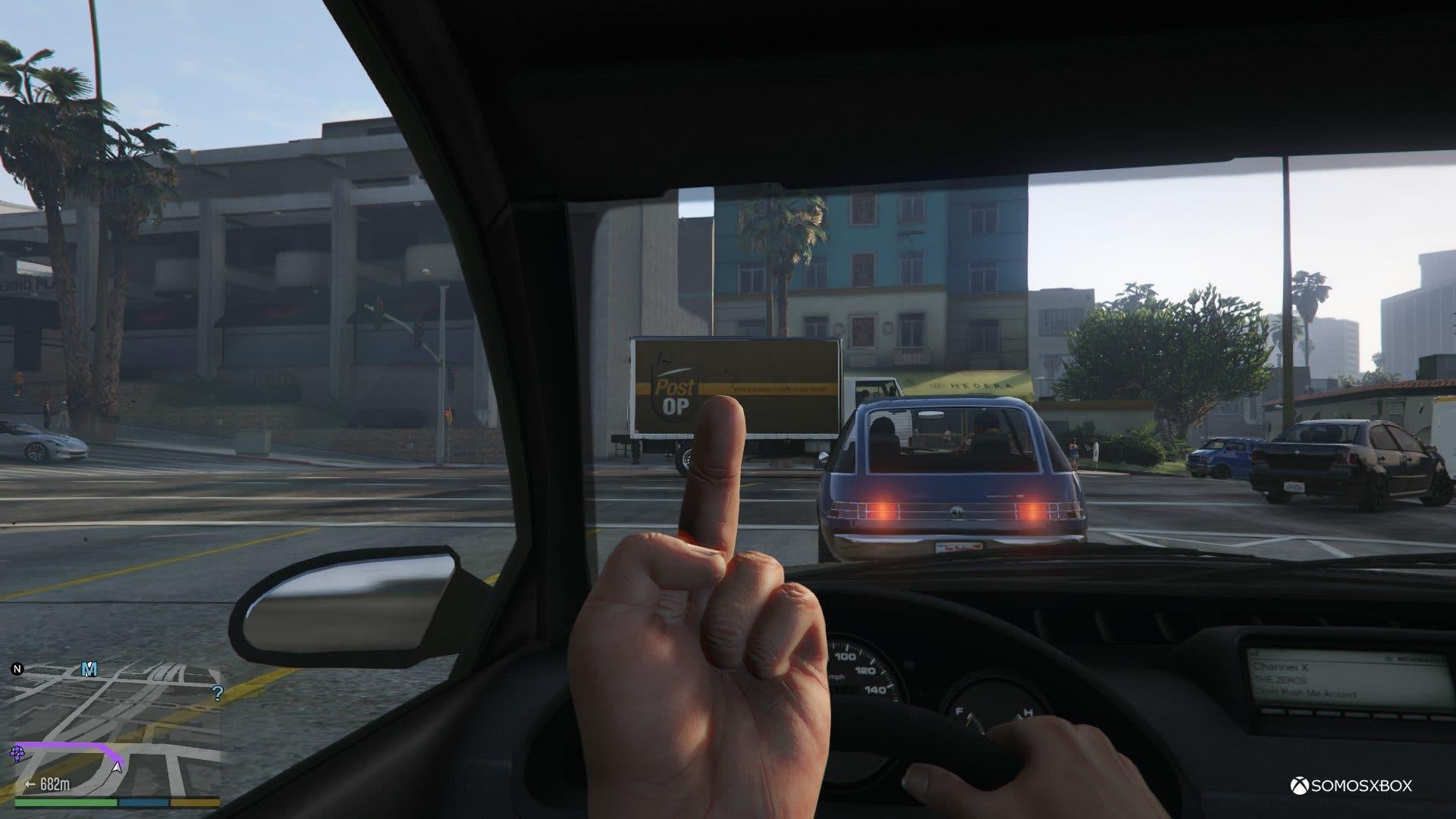 Análisis de Grand Theft Auto V 8