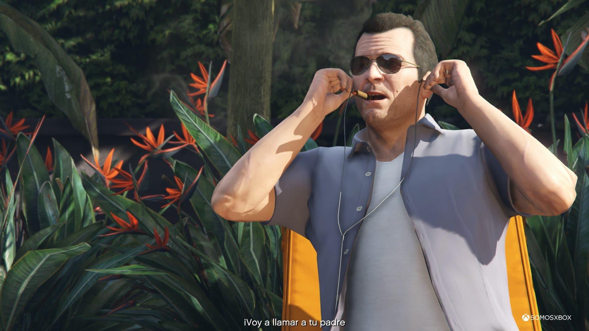 Análisis de Grand Theft Auto V 2