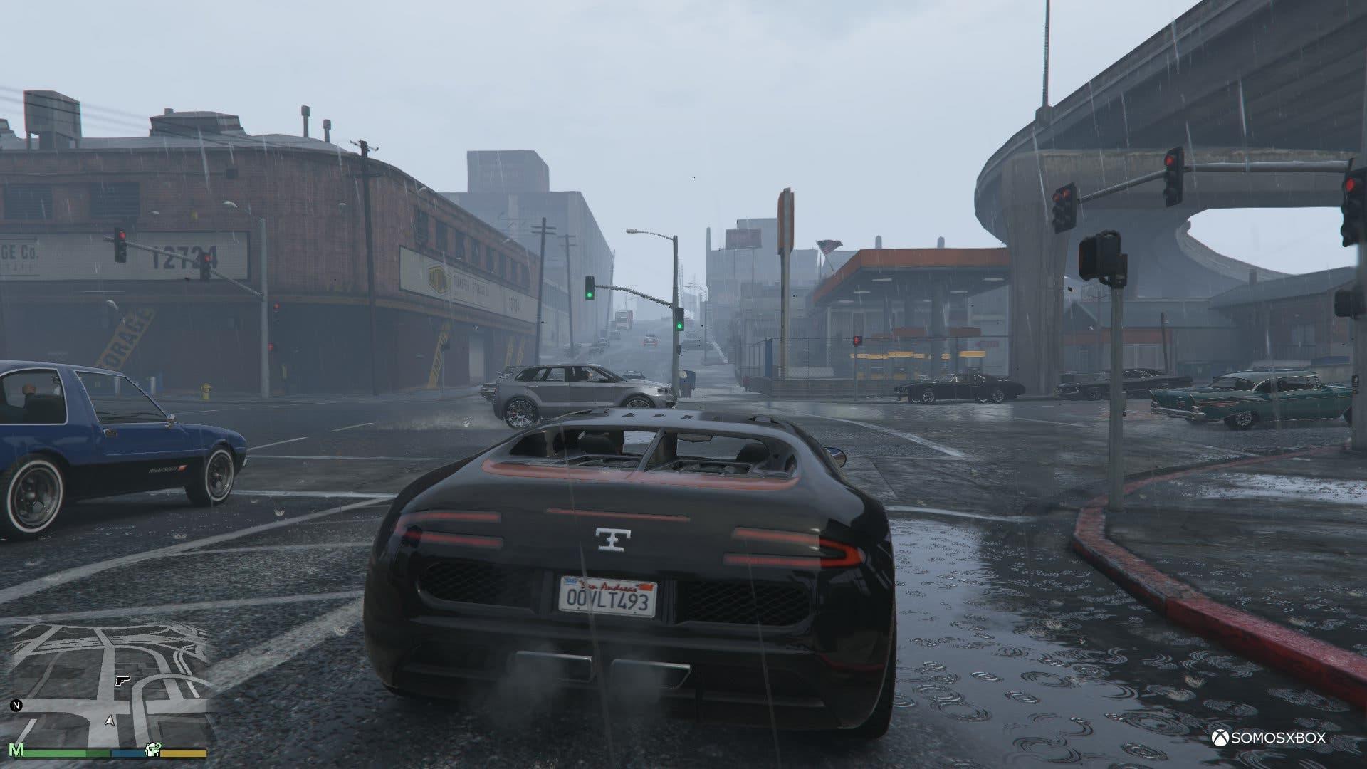 Análisis de Grand Theft Auto V 3