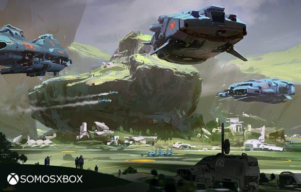 Halo 5: Guardians, ya a la venta el libro de arte y las guías de estrategia 1