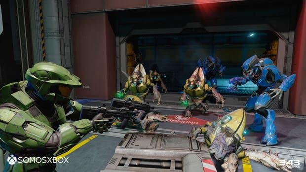 Análisis de Halo: The Master Chief Collection 2