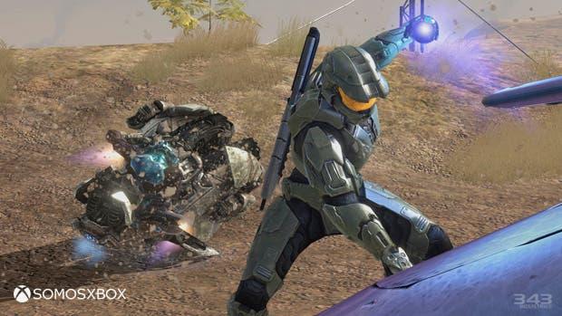 Análisis de Halo: The Master Chief Collection 5
