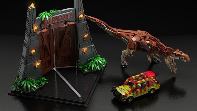 LEGO Jurassic World abre sus puertas 6