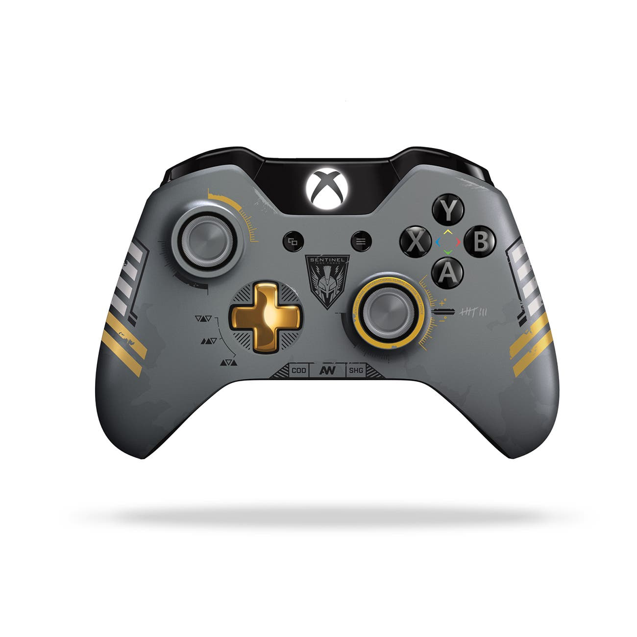 Mando Call of Duty Advanced Warfare Xbox One frontal low