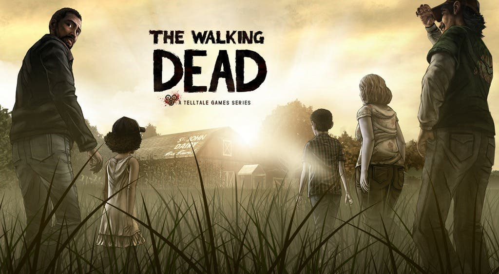 Disponible The Walking Dead: The Complete First Season vía Games with Gold 1