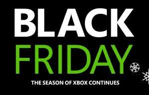 Ya disponibles las ofertas del Black Friday en Xbox Live, preparad vuestras carteras