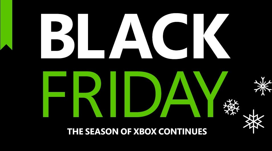 ofertas del Black Friday de Xbox